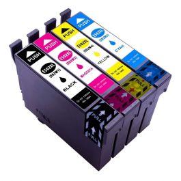 Huismerk Epson 502XL multipack (zwart + 3 kleuren)
