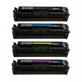 Huismerk Canon 716 multipack (zwart + 3 kleuren)