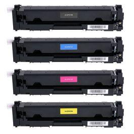 Huismerk HP 410A (CF410A-CF413A) multipack (zwart + 3 kleuren)