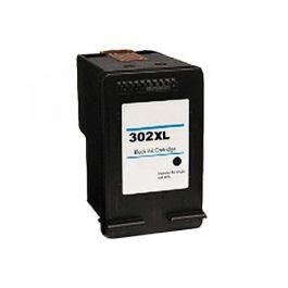 Huismerk HP 302XL zwart