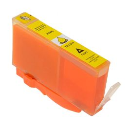 Huismerk HP 364XL geel incl. chip