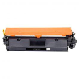 Huismerk HP 17X (CF217X) zwart
