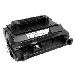 Huismerk HP 81A (CF281A) zwart