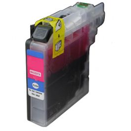 Huismerk Brother LC-225M XL magenta incl. chip