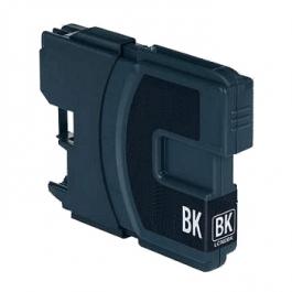 Huismerk Brother LC-980BK XL zwart
