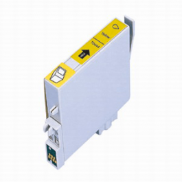 Huismerk Epson T0444 geel