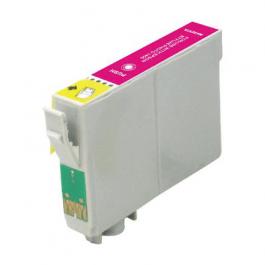 Huismerk Epson T1293 magenta incl. chip