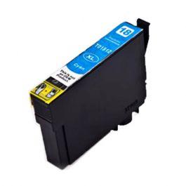 Huismerk Epson 18XL (T1812) cyaan incl. chip