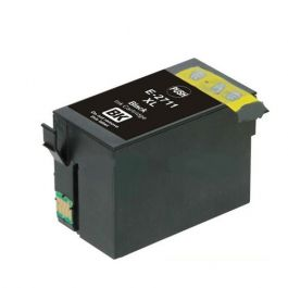 Huismerk Epson 27XL (T2711) zwart incl. chip