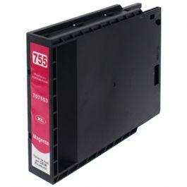 Huismerk Epson T7553 magenta incl. chip