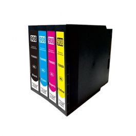 Huismerk Epson T9081 - T9084 multipack (zwart + 3 kleuren)