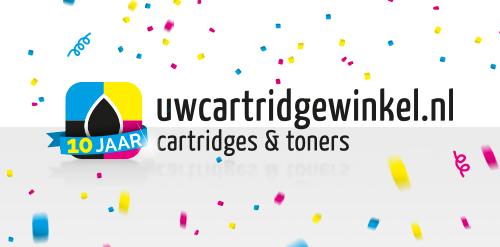 UwCartridgeWinkel 10 jaar bestaan